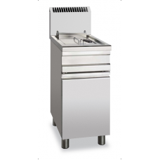 Friggitrice Gas monoblocco 1 VASCA 14 LT - Gas standing fryers